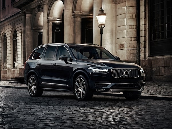2016 Volvo XC90 SUV Unveiled - Kelley Blue Book