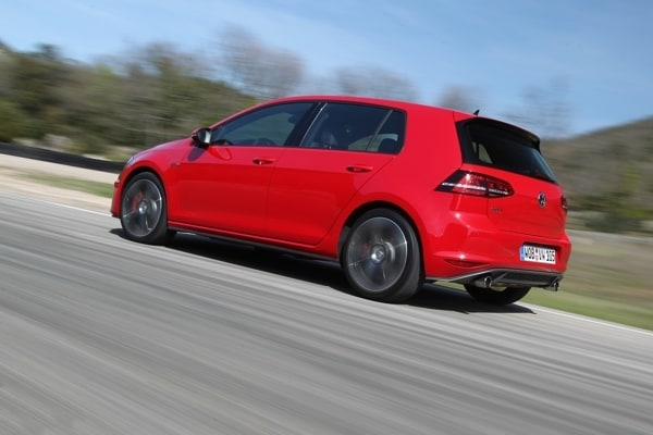 2015 Volkswagen GTI First Review: The Once and Future King 1