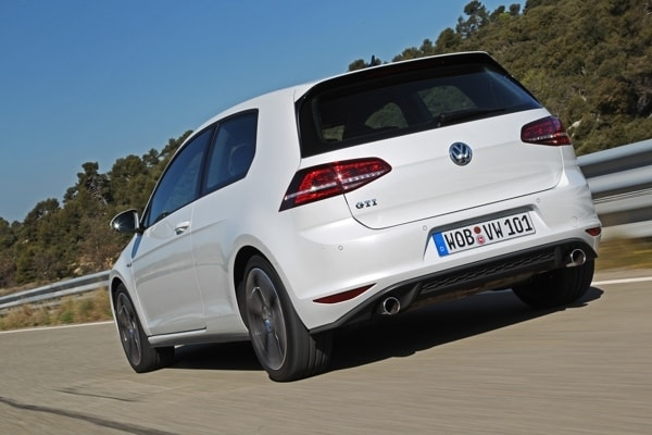 2015 Volkswagen GTI First Review: The Once and Future King 16