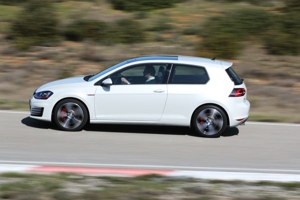 2015 Volkswagen GTI First Review: The Once and Future King 24