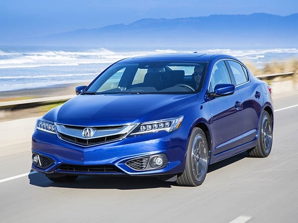 Ilx Acura Reviews >> 2016 Acura ILX First Review - Kelley Blue Book
