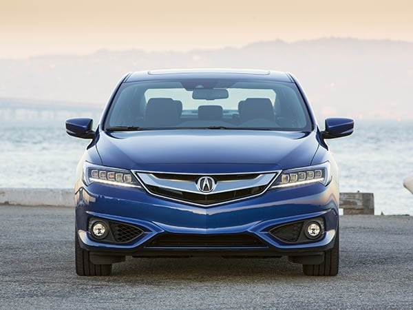 2016 Acura ILX First Review - Kelley Blue Book