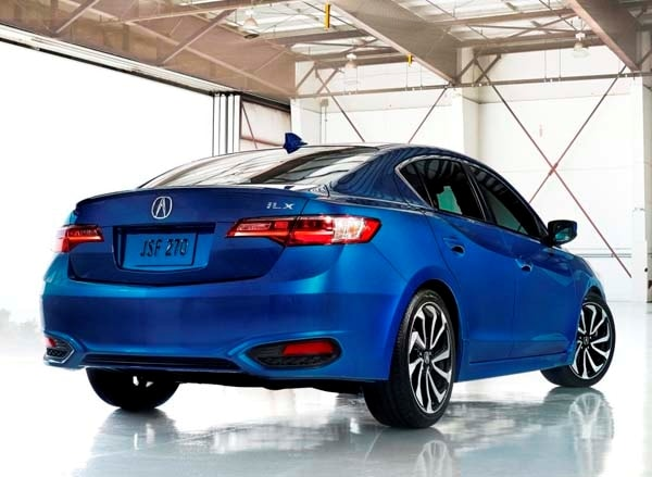2016 Acura ILX Gets A Comprehensive Remake