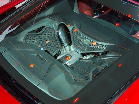 2016 Acura NSX Tech Details Revealed - Kelley Blue Book