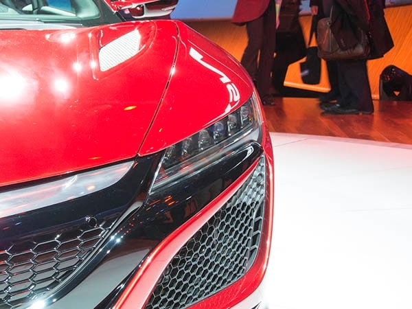 2016 Acura Nsx Unveiled In Detroit Video Kelley Blue Book | 2016 ...