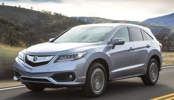 2016 Acura Rdx Adds Power Performance Panache Kelley