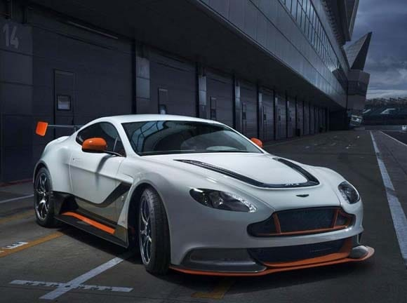 Inspired By Competition But Fully Street Legal, The 2015 Aston Martin  Vantage GT3 Special Edition Debuted In Geneva Based On The V12 Vantage S.  This Hot GT3 ...