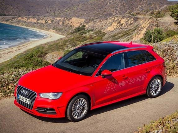 2016 audi a3 sportback e tron priced kelley blue book. Black Bedroom Furniture Sets. Home Design Ideas
