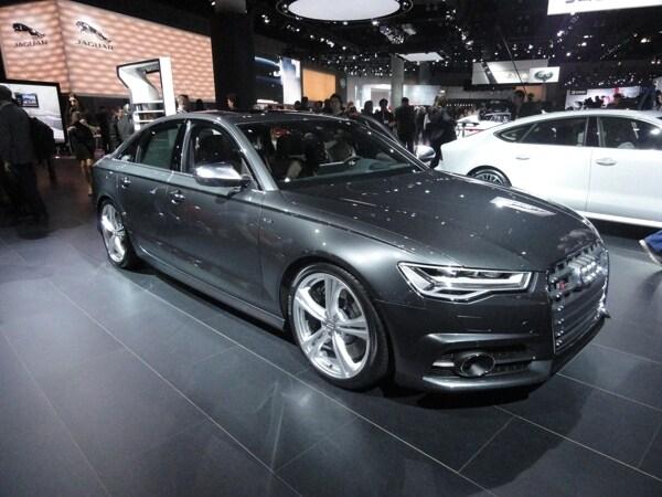 2016 Audi A6 S6 Updates Revealed Kelley Blue Book