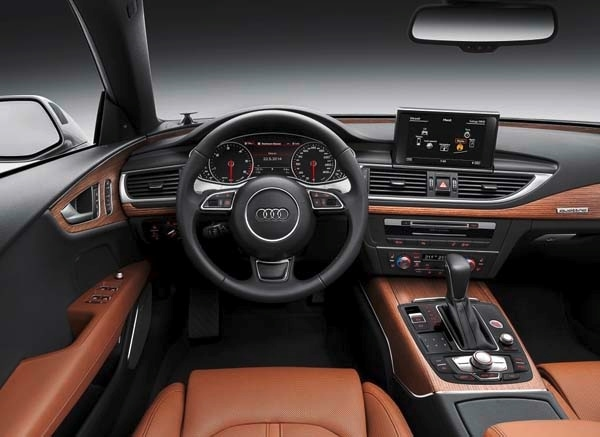 2016 Audi A7 S7 Sportback Styling And Train Upgrades Kelley Blue Book