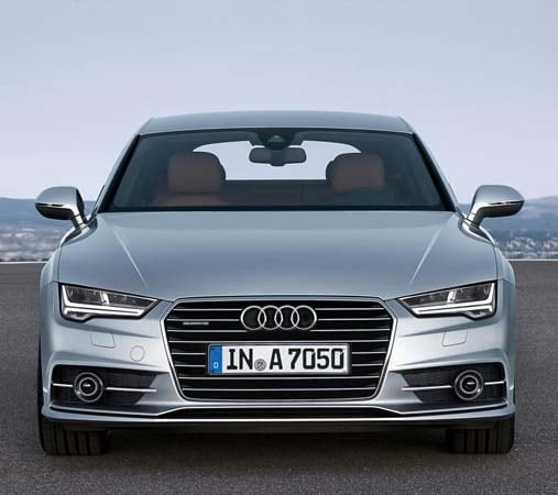 2016 Audi A7/S7 Sportback Styling And Powertrain Upgrades
