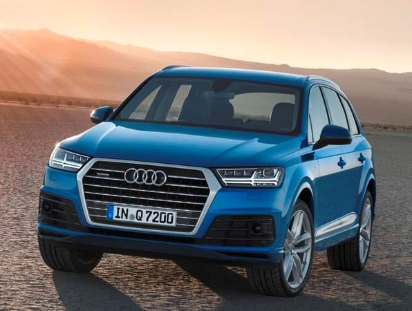 2017 Audi Q7 First Review: Tech It to the Limit, One More ...