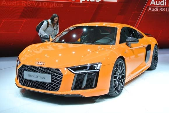 2016 Audi R8 V10 and V10 Plus set to stun | Kelley Blue Book