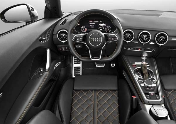 2016 audi tt and tts roadsters revealed kelley blue book. Black Bedroom Furniture Sets. Home Design Ideas