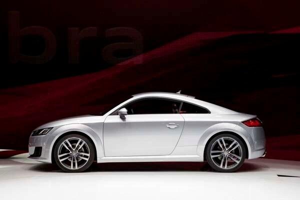 2016 Audi TT Coupe gains new edge 9