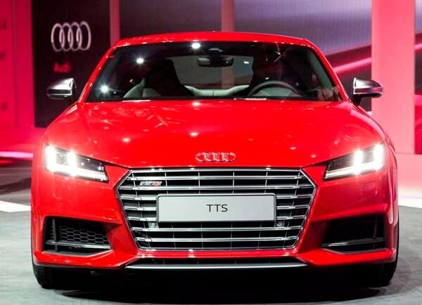 2016 Audi TT Coupe gains new edge 3