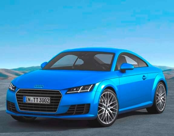 2016 audi tt coupe gains new edge kelley blue book. Black Bedroom Furniture Sets. Home Design Ideas