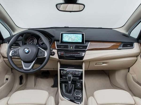 2016 BMW 2 Series Active Tourer unveiled 22