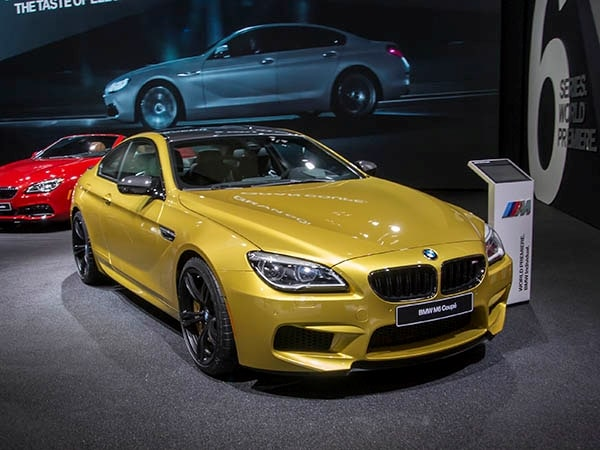 2016 bmw 6 series m6 updated kelley blue book. Black Bedroom Furniture Sets. Home Design Ideas