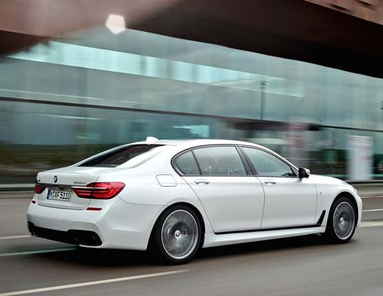 2016 BMW 7 Series Unveiled