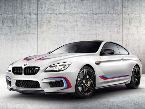 2016 BMW M6 Competition Edition: More Edge In Limited