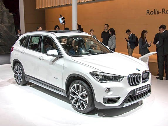 2016 Bmw X1 Xdrive28i Redesigned For A Fall Debut