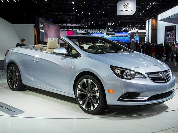 2016 Buick Cascada Opens New Horizons Video Kelley