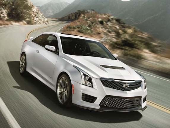 2016 cadillac ats v and cts v crystal white frost editions unveiled kelley blue book. Black Bedroom Furniture Sets. Home Design Ideas
