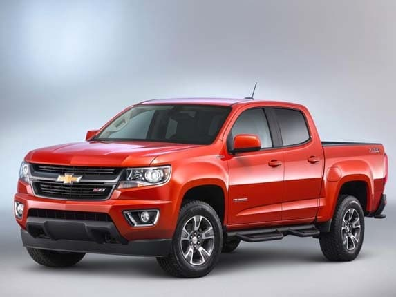 2016 Chevrolet Colorado Adds Turbodiesel Option Kelley Blue Book