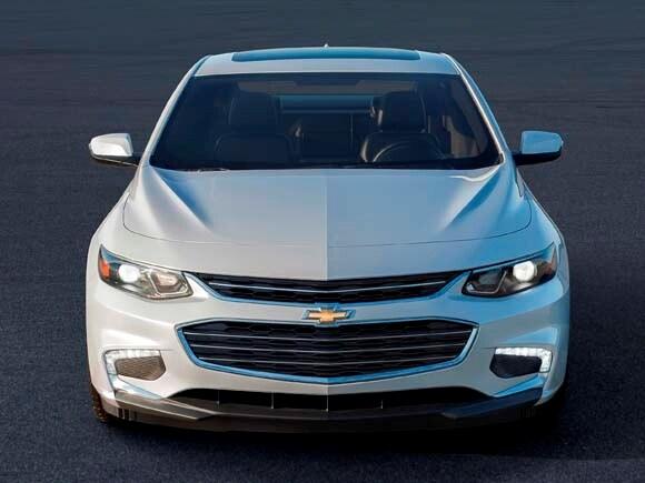 2016 Chevrolet Malibu: A fresh start 20