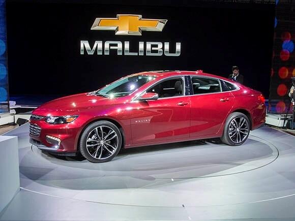 2016 Chevrolet Malibu A Fresh Start Kelley Blue Book