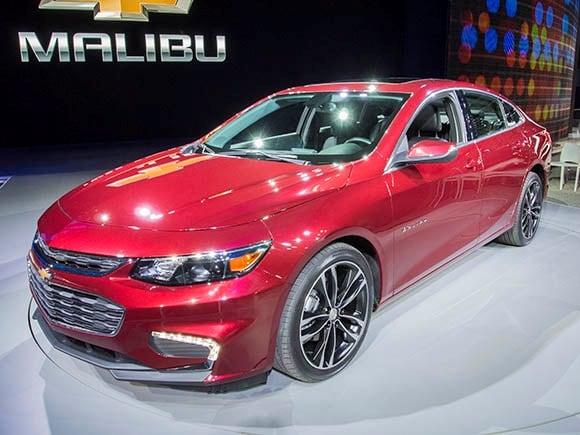 2016 Chevrolet Malibu: A fresh start