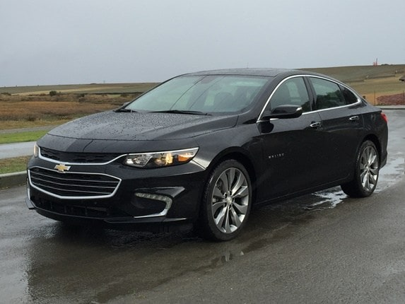 2016 chevrolet malibu first review you spoke chevrolet