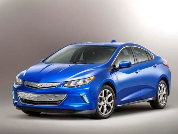 2016 Chevy Volt Earns 106 Mpge