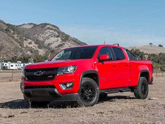 Chevy Colorado Duramax
