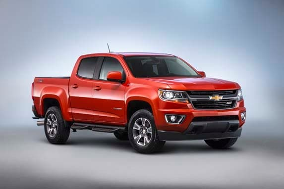Amazing 2016 Chevrolet Colorado Diesel First Review Give Diesel A Chance