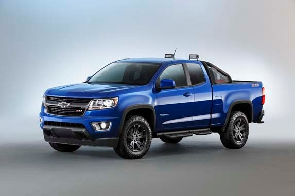2016 Chevrolet Colorado Sel First Review Give A Chance Kelley Blue Book