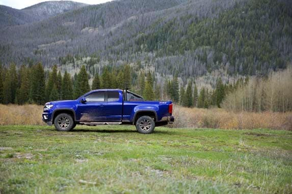 2016 Chevrolet Colorado Diesel First Review: Give diesel a chance ...