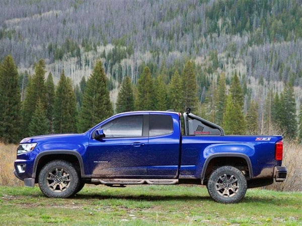 2016 Chevy Colorado Midnight Edition And Z71 Trail Boss Unveiled Kelley Blue Book