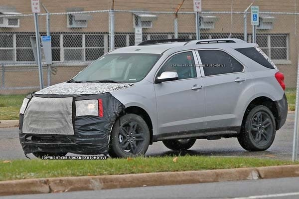 Chevrolet Equinox on 2015 chevy equinox redesign