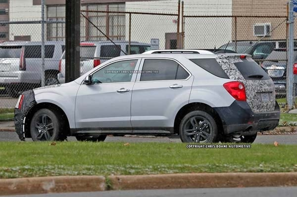 2016 chevy equinox and gmc terrain spied kelley blue book. Black Bedroom Furniture Sets. Home Design Ideas