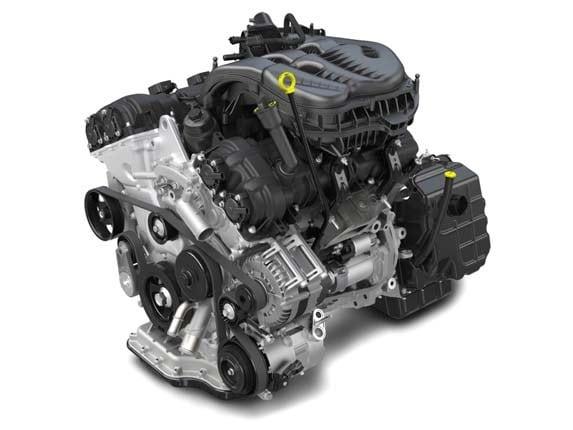 2016 Fca 3 6l Pentastar V6 Updates Boost Torque And Mpg