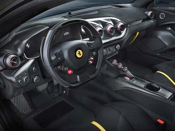 2016 Ferrari F12tdf Speciale Revealed Kelley Blue Book