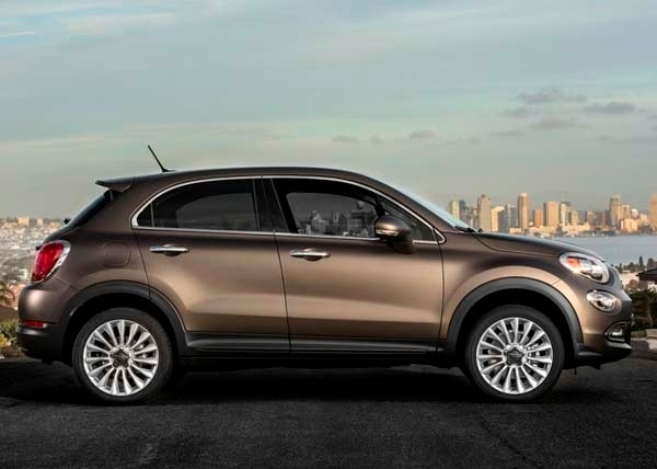 2016 Fiat 500x Gets Its Official America Reveal Kelley