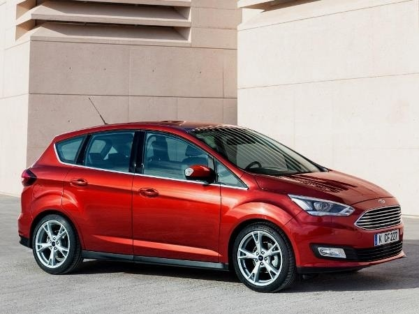2016 ford c max previewed kelley blue book. Black Bedroom Furniture Sets. Home Design Ideas