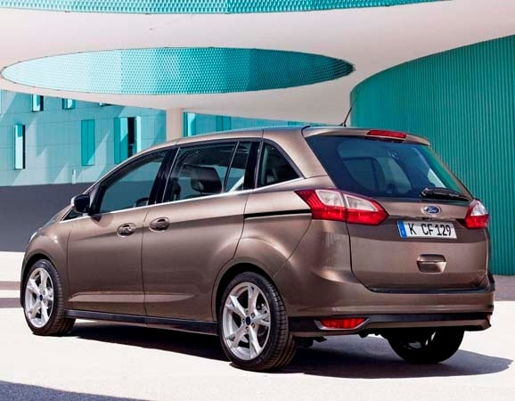 No Credit Check Car Dealers >> 2016 Ford C-Max Previewed - Kelley Blue Book