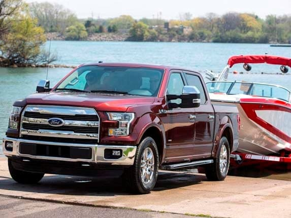Ford Trailer Backup Assist >> 2016 Ford F 150 To Offer New Pro Trailer Backup Assist Feature
