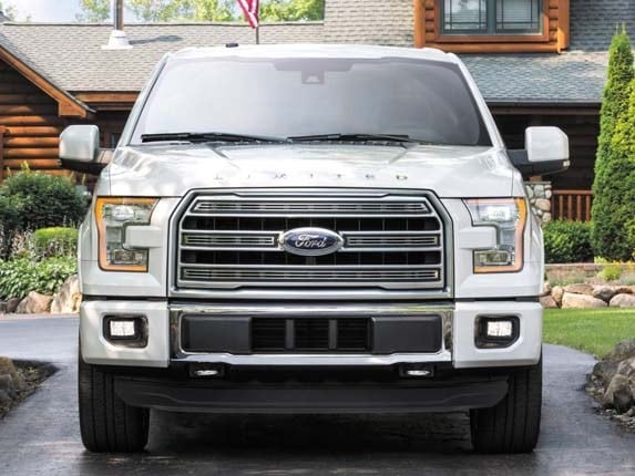 2016 Ford F-150 Limited: New luxury benchmark - Kelley Blue Book