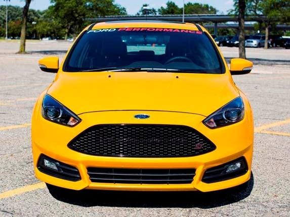 2015 ford focus st aftermarket kit adds 23 hp keeps warranty kelley blue book. Black Bedroom Furniture Sets. Home Design Ideas