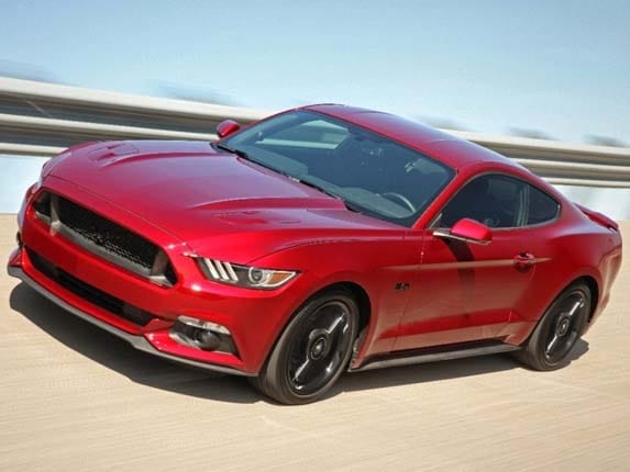 2016 ford mustang gets new california special package and more kelley blue book. Black Bedroom Furniture Sets. Home Design Ideas